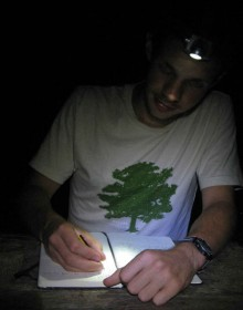 Notes in the rainforest