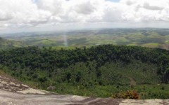 Serra Do Urubu Panorama