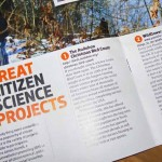 Great Citizen Science Featured in the Biologist Magazine