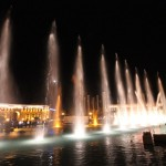Yerevan's Singing Fountains