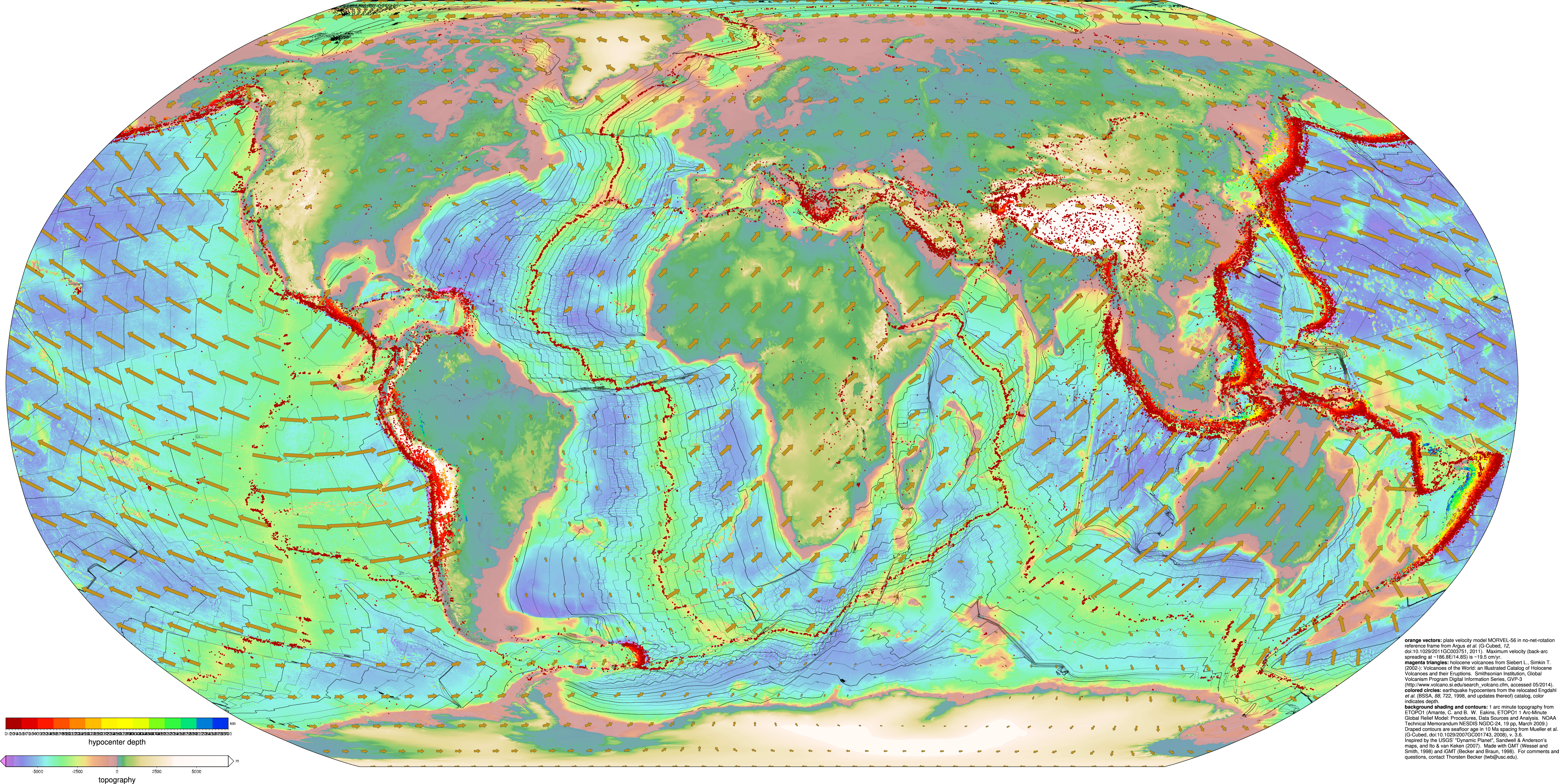 14 Maps Of The World That Put Conservation In Perspective James – Map World High Resolution
