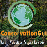 The Conservation Guide (How to find honest volunteer project reviews)